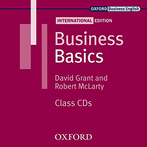 Business Basics International Edition: Business Basics: Class Audio CD International New Edition: Class CD