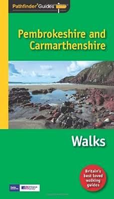 Pathfinder Pembrokeshire & Carmarthenshire (Pathfinder Guides)