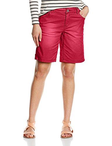 s.Oliver 5-Pocket, Bermuda Femme Rose - Rosa (summer berry 4622)