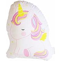 A Little Lovely Company - Kissen/Kinderkissen - Unicorn/Einhorn - 100% Baumwolle - preisvergleich