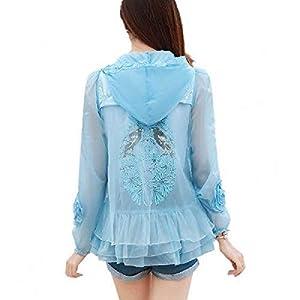 DUNDUNGUOJI Sun Protection Clothing :