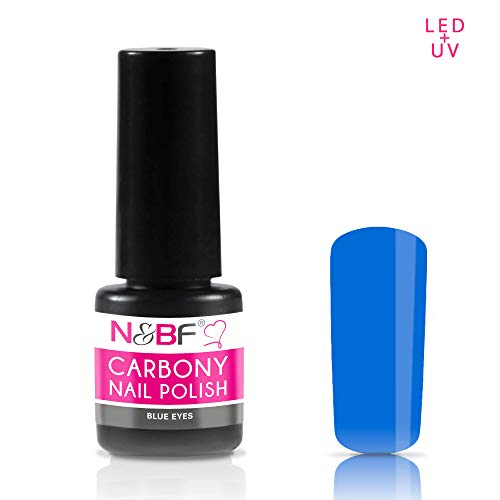 carbony nailpolish Blue Eyes 5 ml-7ml Nail Polish à Ongles Gel