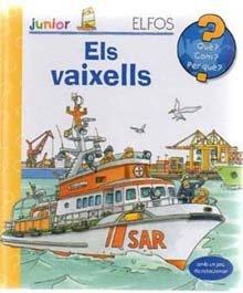 Portada del libro QuŠ? Junior. Els vaixells (Què? Junior)