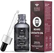 Bombay Shaving Company Beard Growth Onion Oil-10X Nourishing Oils For Stronger, Fluffier & Shinier Beard 3