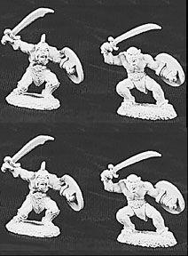 Desconocido Reaper Miniatures 06009 - Metal Miniatura (sin Pintar) Importado de Alemania
