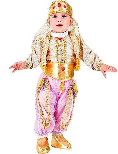 KOSTUumlM Fasching Karneval Kleine Prinzessin DER Osten fuumlr KARNAVALKOSTUumlME Fancy Dress Halloween Cosplay Veneziano Party 8890 Size 3