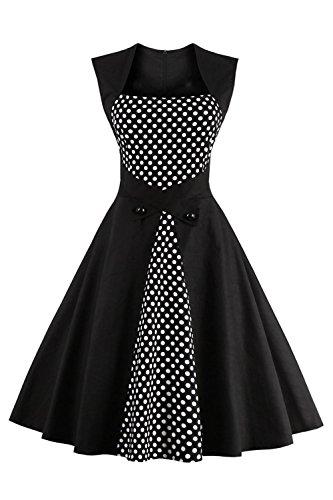 Babyonlinedress Vestido ajustado y elegante para las bodas y las fietsas a las rodillas