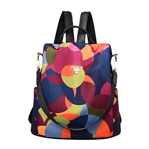 OIKAY Mode Damen Tasche Handtasche Schultertasche Umhängetasche Mode Neue Handtasche Frauen Umhängetasche Schultertasche Strand Elegant Tasche Mädchen 0321@051