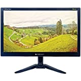 Zebronics 15.6 inch (39.6 cm) LED Monitor - Full HD with VGA, HDMI Ports - ZEB-A16FHD LED (Black)