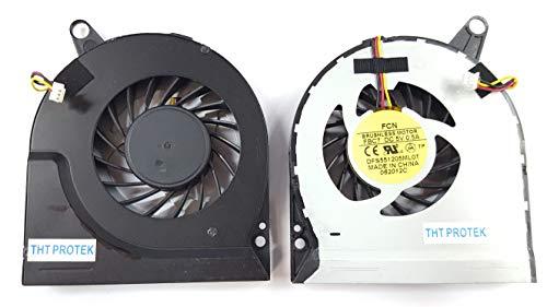 Kompatibel für Acer Aspire V3-772 G V3-772P V3-772PG V3-772G Lüfter Kühler Fan Cooler