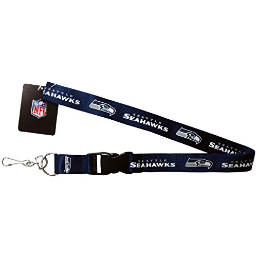 7516793 Seattle Seahawks Breakaway Lanyard mit Schl-sselring ()