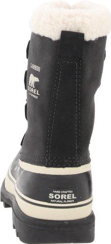 Sorel - Caribou, Stivali da donna Nero (Black / Stone)