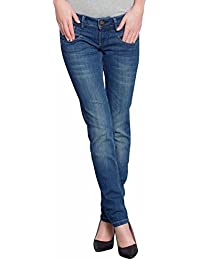 Freeman T. Porter Alexa slim stretch Denim eris Damen Jeans