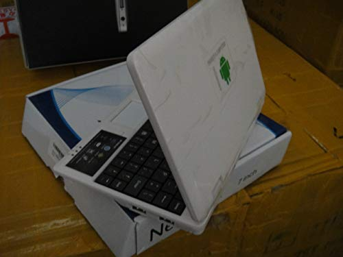 Android Mini weiß 17,78 cm VIA8850 4.2 Notebook Netbook - HDMI - Webcam - 4 GB (Android Netbook)