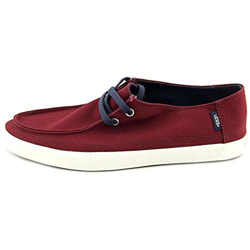 Vans M Rata Vulc, Baskets mode homme Rosso (Rot)