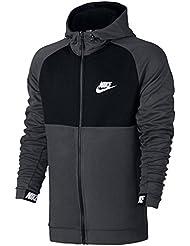 Nike Herren Advance Kapuzen-Jacke