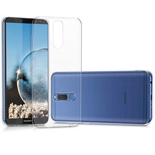 kwmobile Huawei Mate 10 Lite Hülle - Handyhülle für Huawei Mate 10 Lite - Handy Case in Transparent