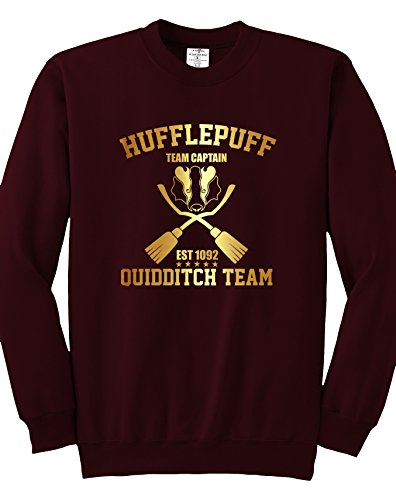 Hufflepuff-Quidditch-team-inspired-adult-unisex-sweatshirts-available-in-S-5XL-FREE-DELIVERY-INCLUDED