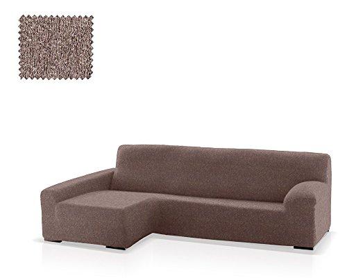 JM Textil Copridivano Chaise Longue Eneasis, bracciolo Sinistro, Dimensione Standard (220-280 Cm.), Colore 06 (Vari Colori Disponibili)