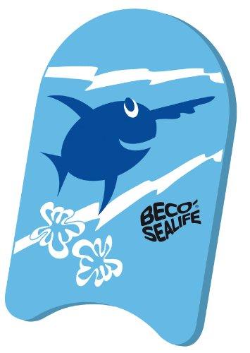 BECO Schwimmbrett Kick-Board Junior Blau