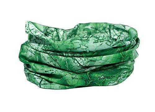 Ruffnek Snowdon Cache-Cou National Three Peaks (UK) Multifonction foulard - Taille Unique - pour Hommes, femmes, enfants et chiens de taille moyenne !