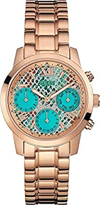 Guess - Reloj de Mujer Rosa w0448l8