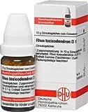 Rhus Toxicodendron D 6 Globuli, 10 g