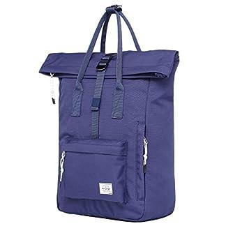 41fpBR8Jh4L. SS324  - KAZIM Bolsa Mochila de Viaje pequeña de Moda | Cabe un portátil de 13 Pulgadas