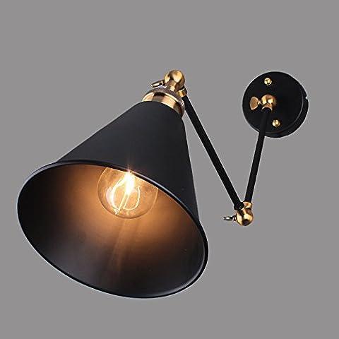FEI&S modernas luces espejo LED lámpara de pared Baño Dormitorio cabecero Candelabro de Pared armario lampe deco #18