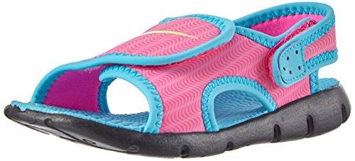 Nike Sunray Adjust 4 (TD), Sandales Fille