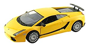 Motor MAX mm73346my-Lamborghini Gallardo, vehículos, metallicgelb