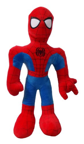 Disney Spiderman Unisex Soft Toy, Multi Color
