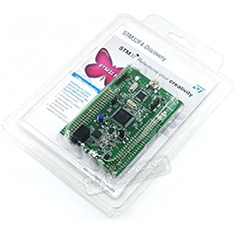 Sparkykit STM32F4DISCOVERY, STM32F4 Discovery KitSTM32F4DISCOVERY, Discovery kit