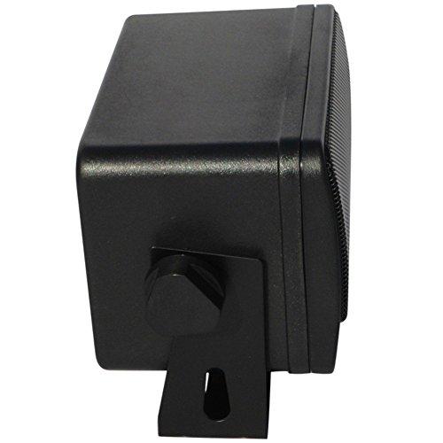 Coppia di casse nere black bass face splbox.1 bass...