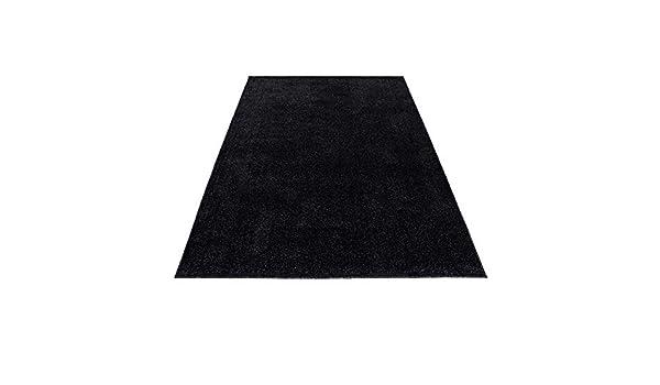 Beige SIMPEX Tapis /à Poils Courts Moderne pour Salon uni chin/é Couleurs 60 x 100 cm