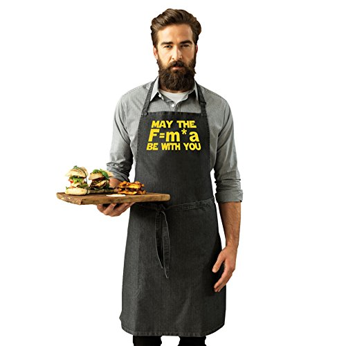 """May The Force Be With You"" Cooking Apron"
