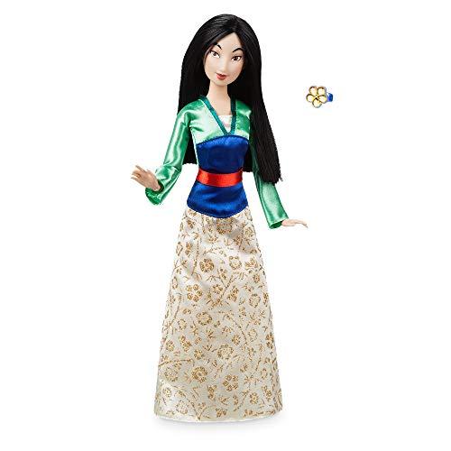 Disney Princesse Boutique Officielle Mulan Classique Doll & Ring 30cm Grand