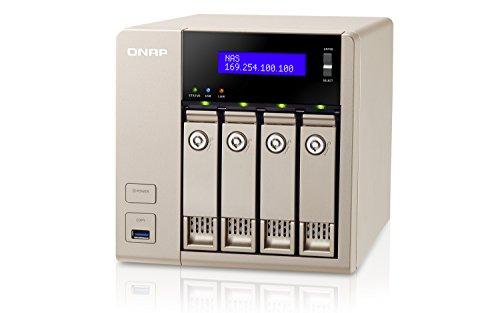 QNAP TVS-463-8G NAS/DiskStation TVS-863-8G/4-Bay/SATA 6Gb/s/ 2 x GbE LAN -