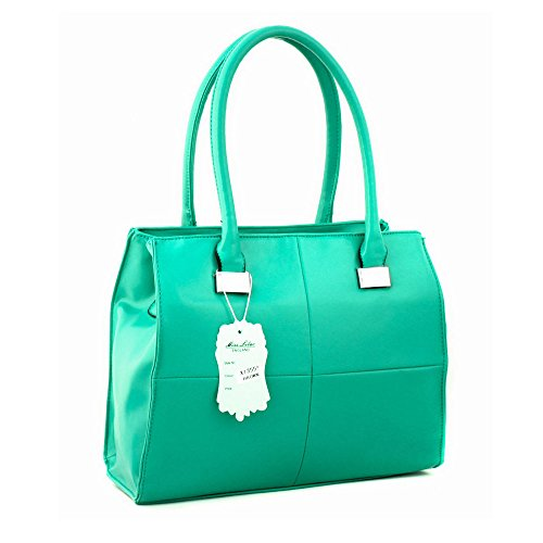 Miss Lilac, Borsa a spalla donna Medium Green
