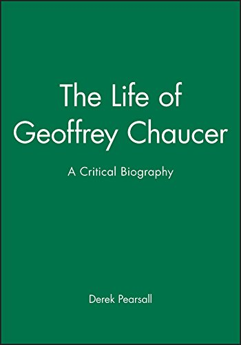 the life and works of geoffrey chaucer