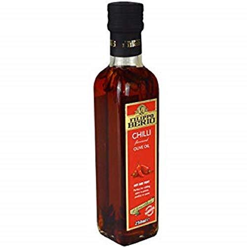 Filippo Berio - Chilli Flavoured Extra Virgin Olive Oil 1L