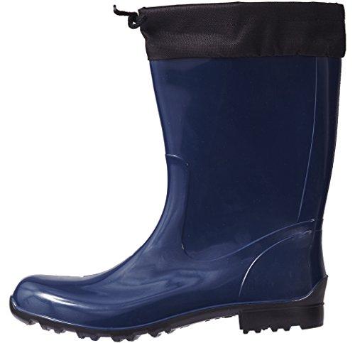 Lemigo Bottes de Pluie Sara 968 Bleu - Bleu foncé