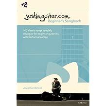 Justinguitar.com Beginner's Songbook (Beginners Songbook)