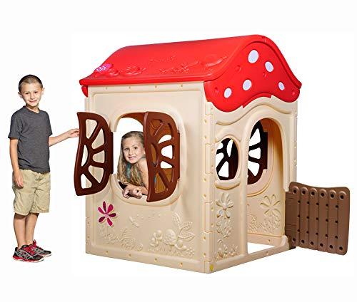 Kids Garden Playhouse Outdoor House Large Size OT-14
