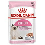 Royal Canin Kitten Instinctive Loaf Flavor Cat Wet Food, 10.19(Packof12)