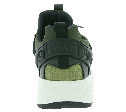 Nike - 806807-201, Air Huarache Utility Trooper Uomo Verde