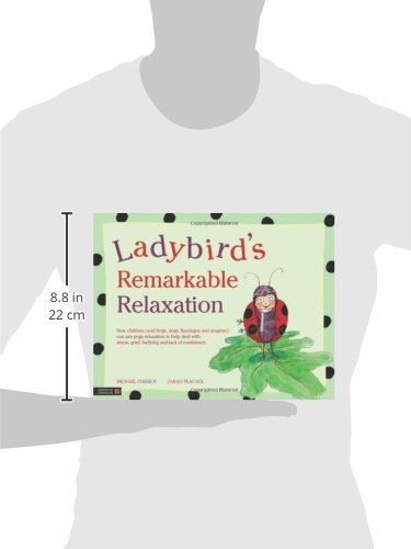 Zoom IMG-2 ladybird s remarkable relaxation how