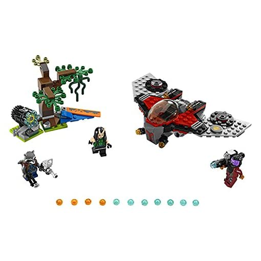 LEGO 76079 Marvel Super Heroes Ravager Attacke