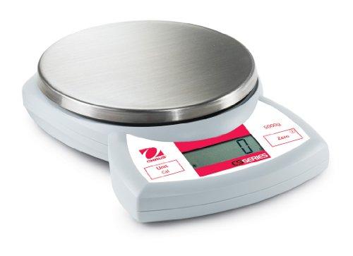 OHAUS 83997619 Portable Balance, CS5000, 5000 g x 1 g