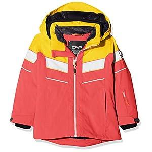 CMP Mädchen Wattierte 10000 Skijacke Jacke